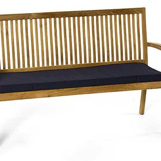 bench cushions java 150 blue