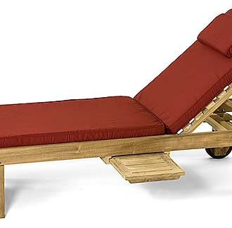 Lounger Red